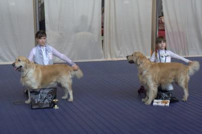 Веленто Валерия (9 лет) и Абрамюк Богдана (8 лет) не только приняли участие в конкурсе, но и стали его победителями!