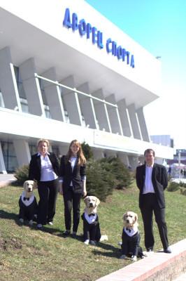 Выставка шоу собак 20-21 апреля в Минске