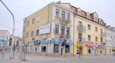 Алкогольный магазин.