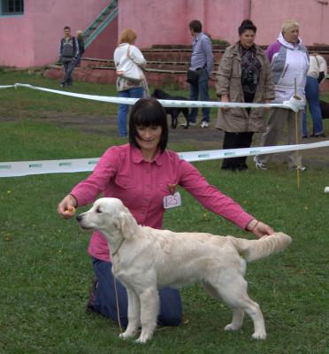 Диана Каталея Голд - большая перспектива 2 место