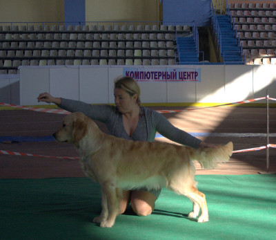 Валенсия Солар- Юный Чемпион Молдавии