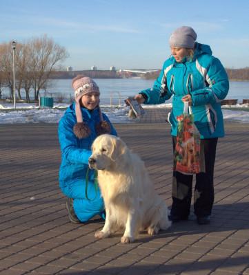 Золотой Охотник Анри Винсент этот год провел в отпуске по уходу за младшим членом семьи Меженных, маленькой Лидочки.