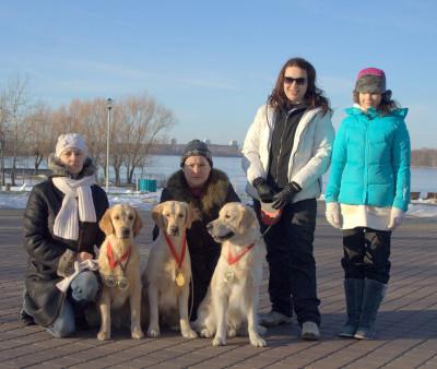 В этом году  3 собаки нашего питомника стали Юными Чемпионами Беларуси:
